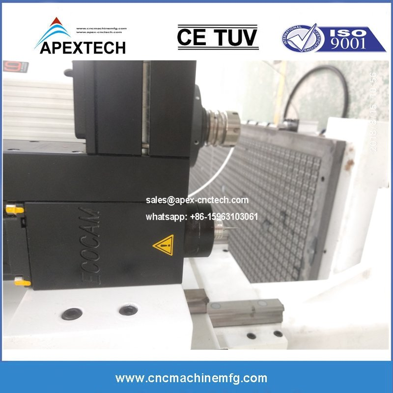 1325 1530 cnc router machinery HSD 9kw air cooling spindle Yaskawa servo motor Delta Inverter Hiwin linear Taiwan Syntec
