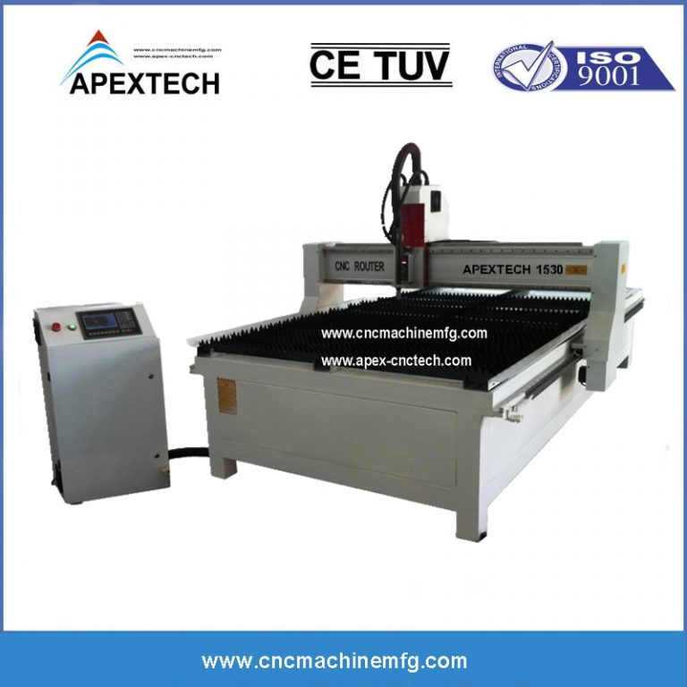 1530 Metal Sheet CNC Plasma Cutting Machine with CE Certificate