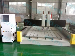 Stone Sculpture Carving CNC Router Machine