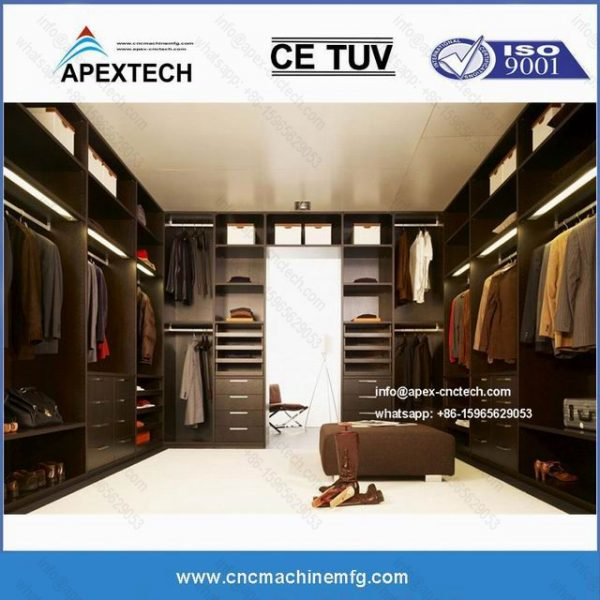 4×8 Feet Loading Unloading ATC CabinetsDoors Furniture CarvingMillingEngraving CNC Router Machine