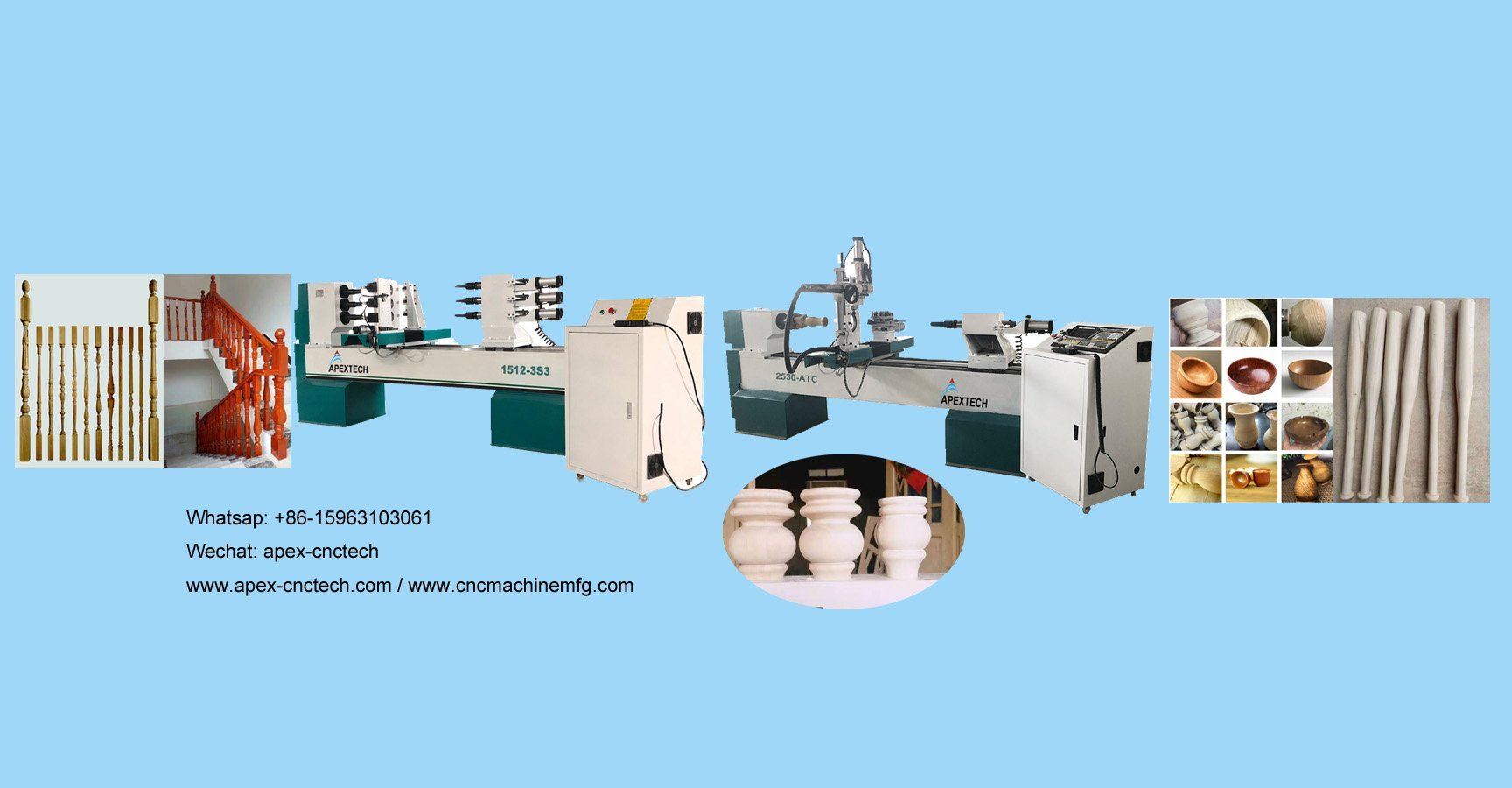Wood CNC Lathe Turning Machine Agriculture Manual Tools Manufacturer For Hoes Shovels Handle Cutter