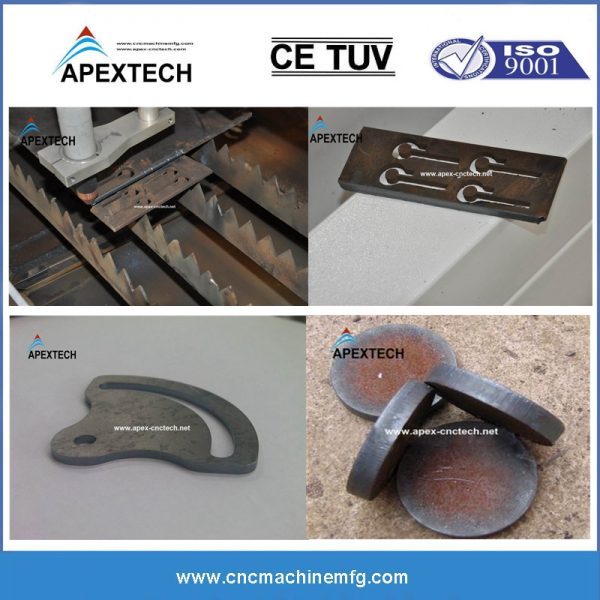 Apex 1325 Metal Sheet CNC Plasma Cutting Machine with CE Certificate