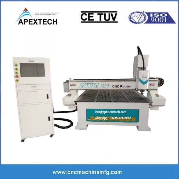 A1530 Cheap Price 3D CNC Equipment for Woodworking CNC Router Machine
