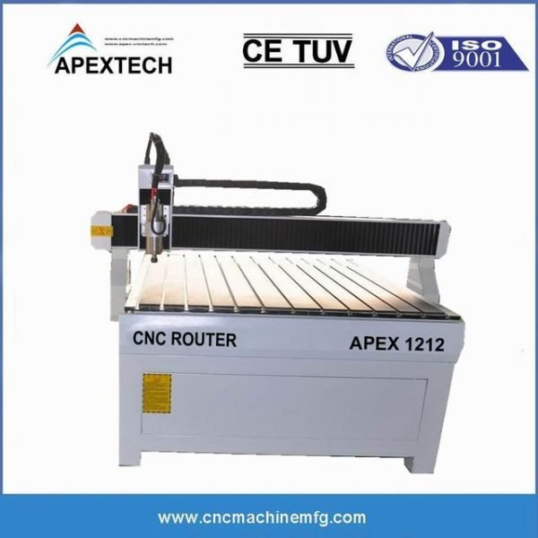 Advertising Small Cnc Router Low Cost 3 Axis CNC Router Machine with 4x4 Table Size