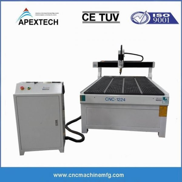 Affordable CNC Router Table for Sale with 4x8 Vacuum Table