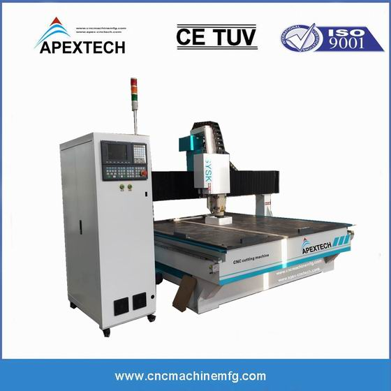 B1530 CNC Cutting Milling Metal Sheet Wood Router Machinery for Water Purification System