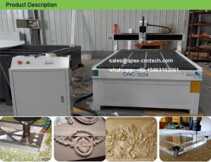 Best cnc router C1224 Hobby Cnc Machinery Bench Top Cnc Wood Router