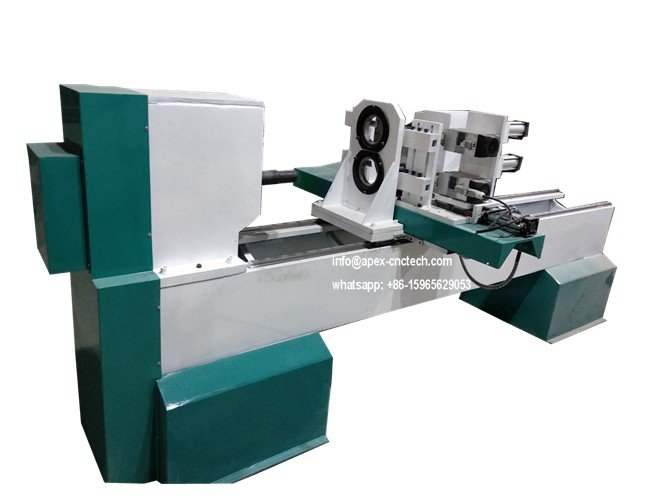 CNC Wood Turning Lathe Machine For Baseball bats billiard cue making Cnc Wood Bowl Lathe Machine selling online