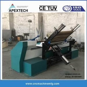 Multi-Function C1530 Single Axis New Style Automatic Feeding Cutter Wood Lathe