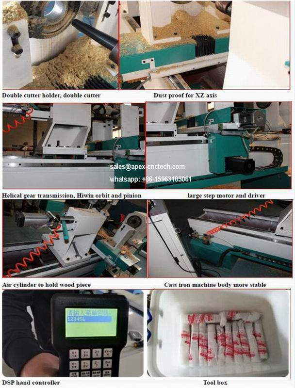 buy an affordable wood lathe for wood cylinder wood working copying turning lathe machine