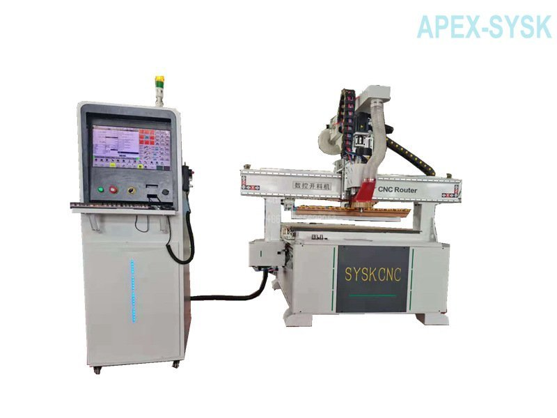 1325 LATC Cabinetry CNC Machine Furniture CNC Router With Auto Nesting Software