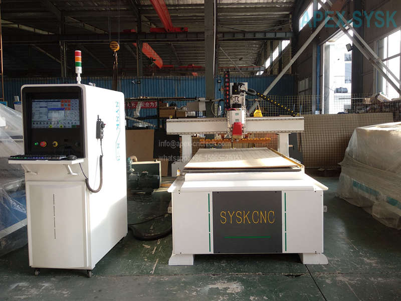 1325 Liner CNC Machine Product Industrial ATC CNC Router