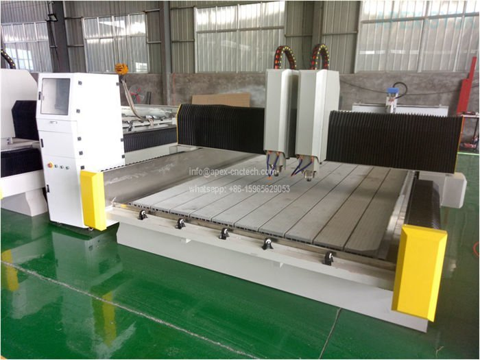 1825-2 Stone CNC Router carving machine
