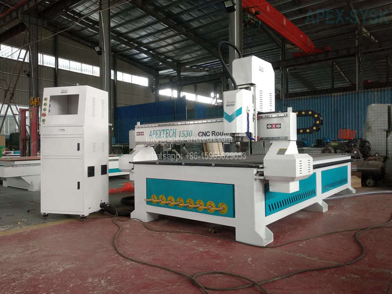 3 Axis CNC Wood Door Making machine for sale