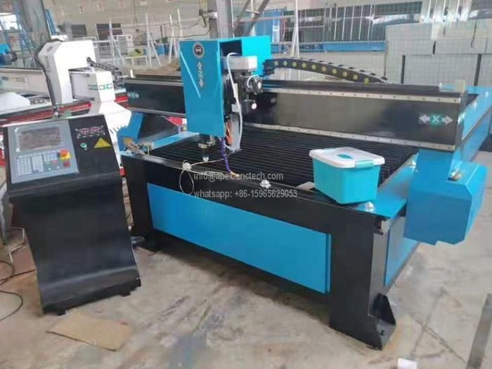 4x8 CNC Plasma Cutting Table for Sale at Affordable Price