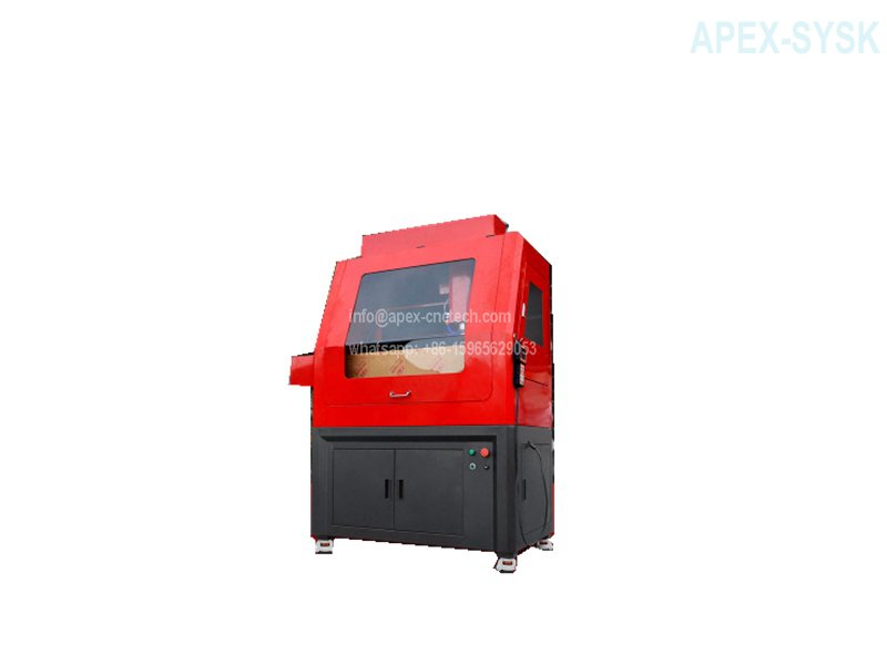 AH5030 4Axis Gem Stone Processing Amber Carving Stone Cnc Machine