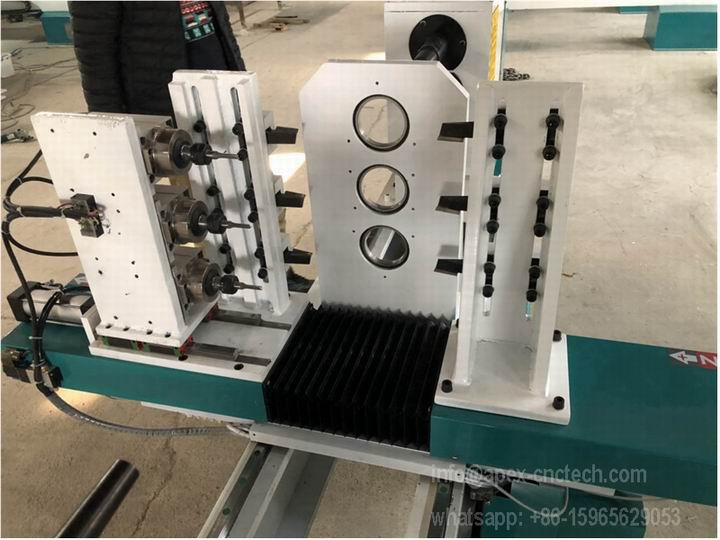Affordable Price Wood CNC turning Lathe Machine tools for Sale