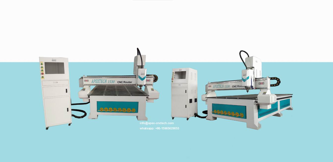 Affordable cost CNC Machine for Woodworking carving