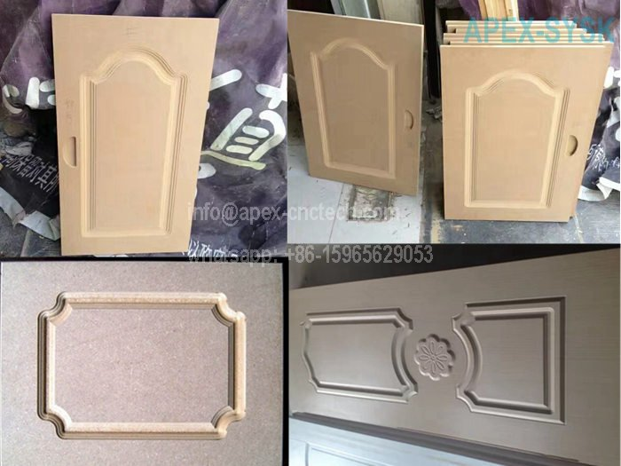 CNC Machine Application for Pneumatic CNC Router Woodowrking Designing