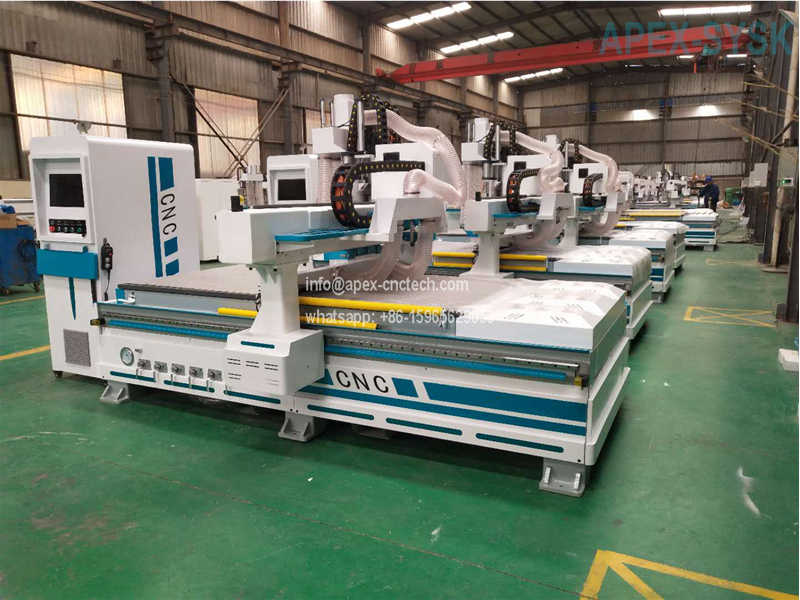 CNC Machine Product 1325 Liner ATC CNC Wood Carving Router