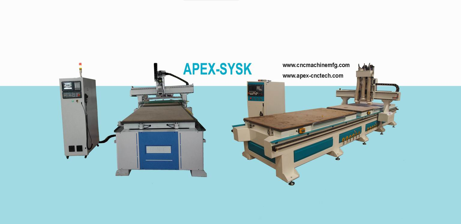 CNC Machine Product 1325 Liner ATC CNC Wood Router