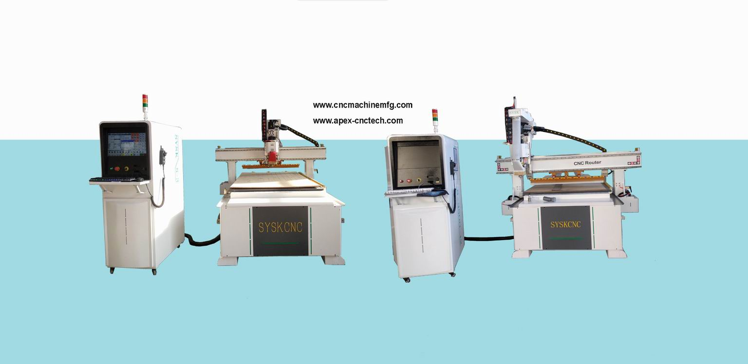 CNC Machine Product Industrial ATC CNC Router