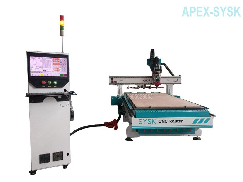 CNC Plywood Wood Projects 4×8 CNC Router Machine for Sale