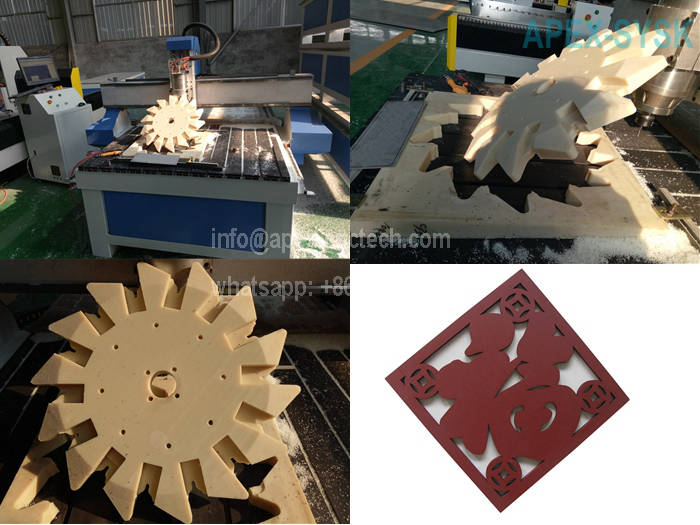 CNC Router Projects CNC Machine for Wood Carving Metal Cutting