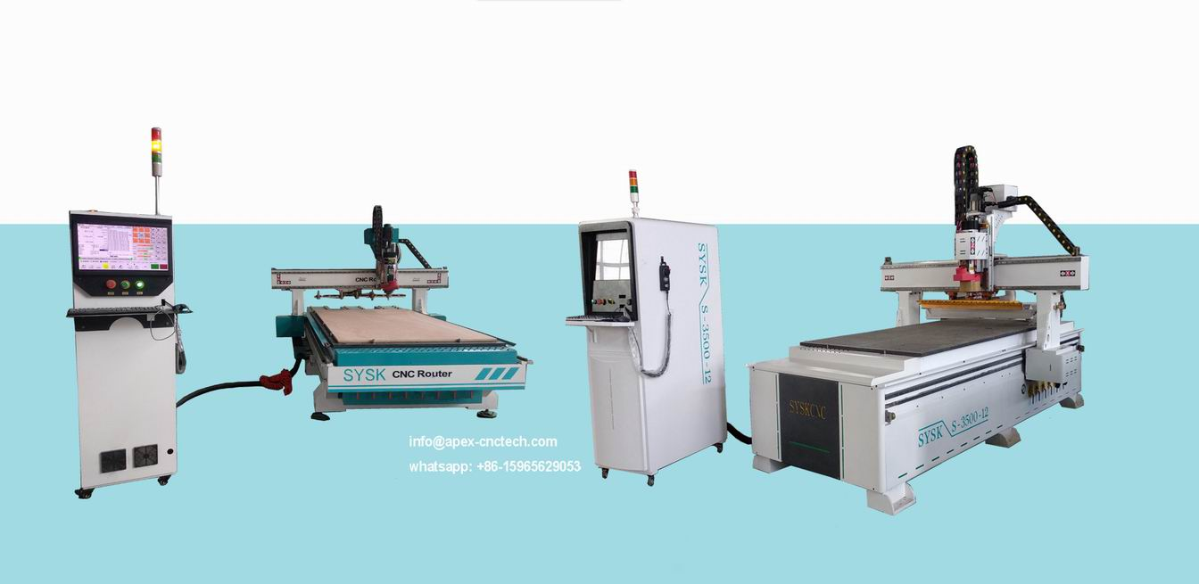 CNC Wood Projects 4×8 CNC Router Machine for Sale