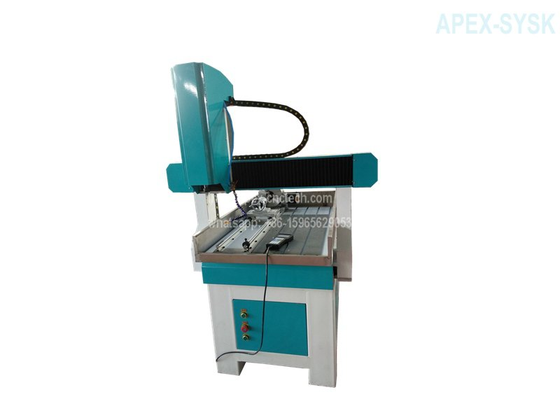 Hobby Mini CNC Router Table 6090-4Axis for Sale