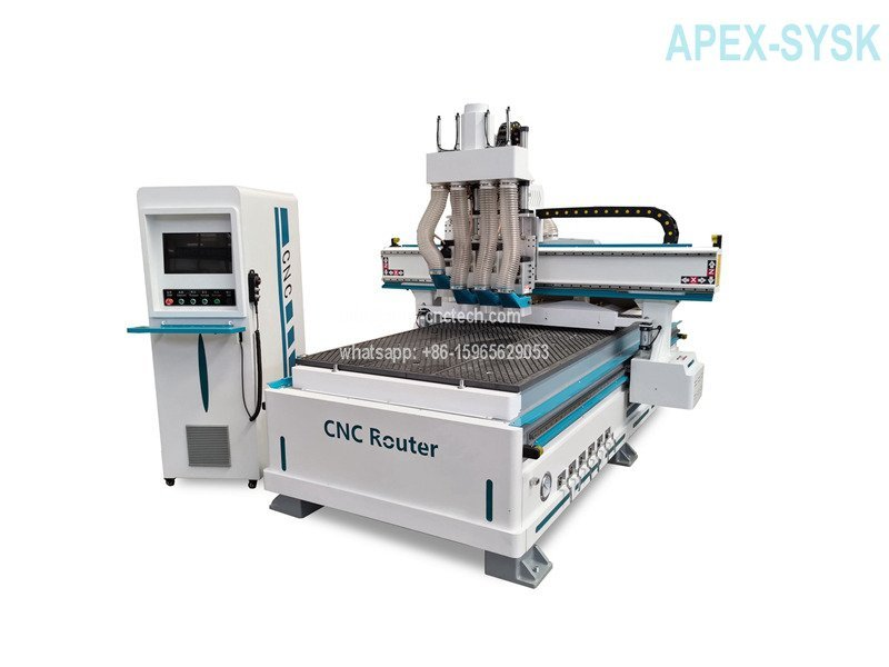 Industrial ATC CNC Router at Affordable Cost