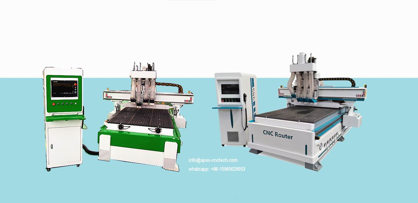Industrial Simple ATC CNC Router at Affordable Cost