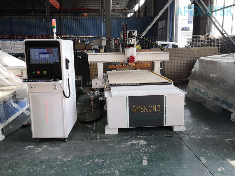 SYSK wood cabinetry Best CNC Router Machine for sale