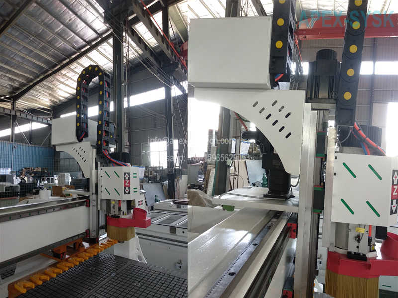 SYSK wood cabinetry CNC Router machine for sale