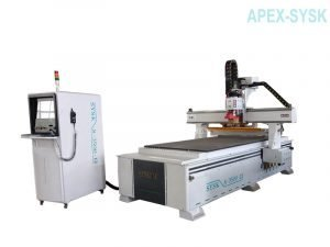 SYSK1325LATC Wood CNC Router Machine with Spindle CNC Carving Cutter