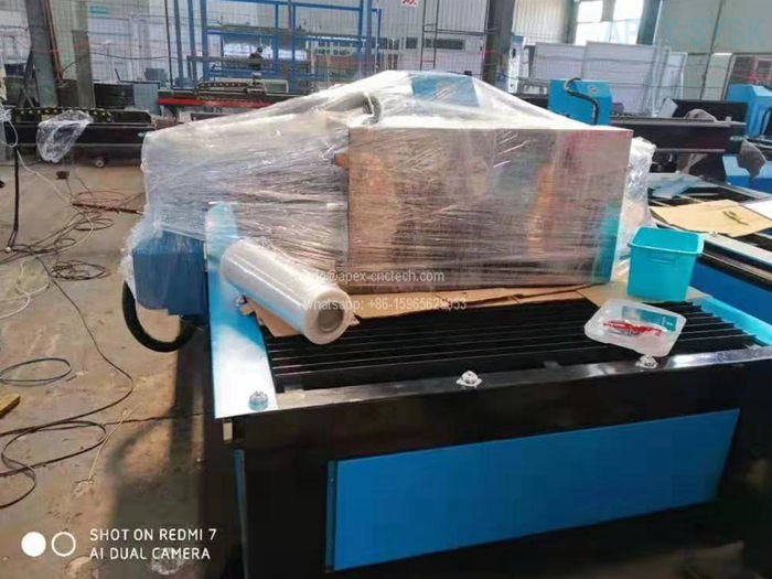 cnc plasma cutter router machine for metal steel factory price