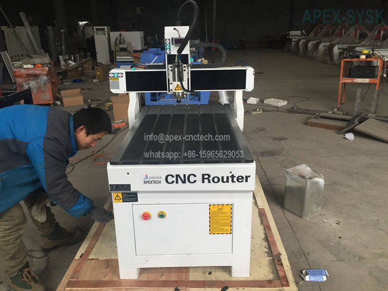 mini 6090 cnc machine for home cnc wood router