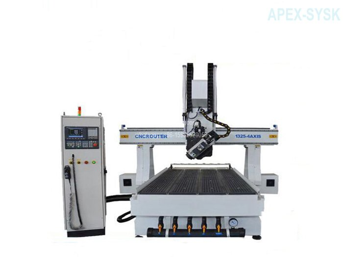 Affordable 4 Axis CNC Router carving Machine for Sale at Cost Price