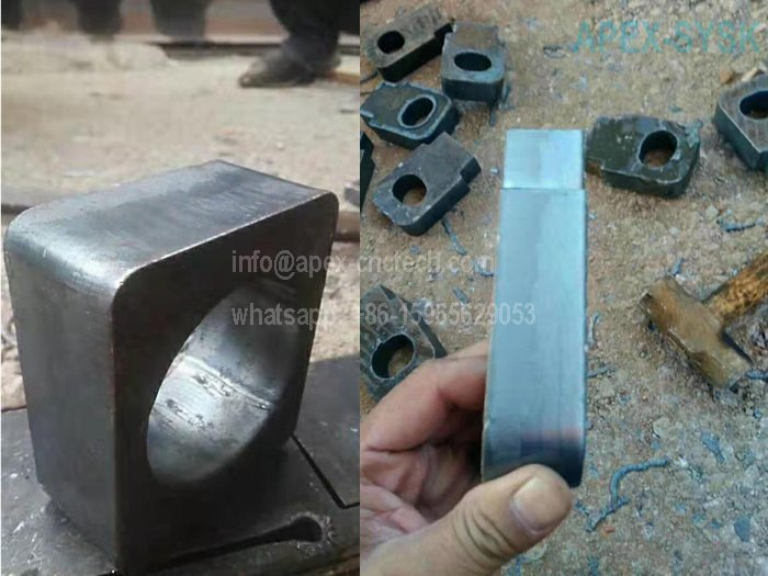 CNC Plasma Cutter with Rotary Device Metal Sheet and Tube Cutting Application