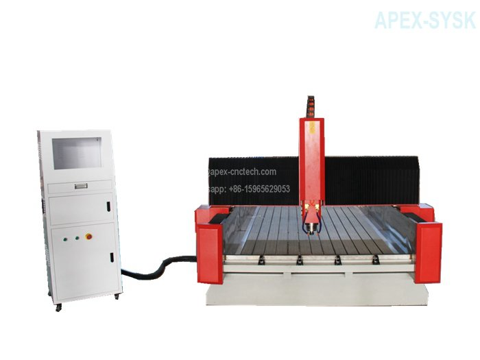 stone best cnc machines 1325 cnc router from china